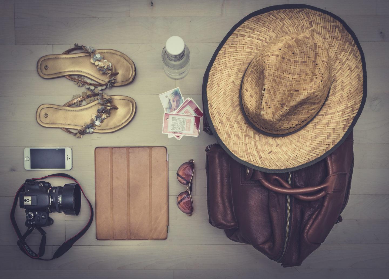 6 Onmisbare items in het vliegtuig