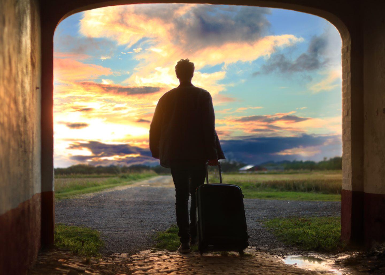 Vijf tips voor lichtbepakt reizen